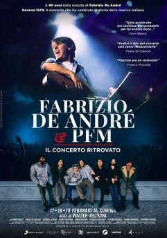Fabrizio De Andrè e PFM