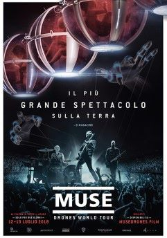 Muse: Drone World Tour